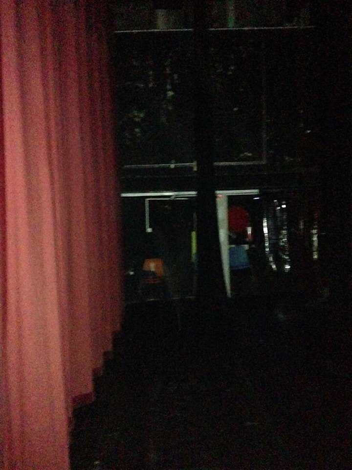 Photo taken by guest on investigation
