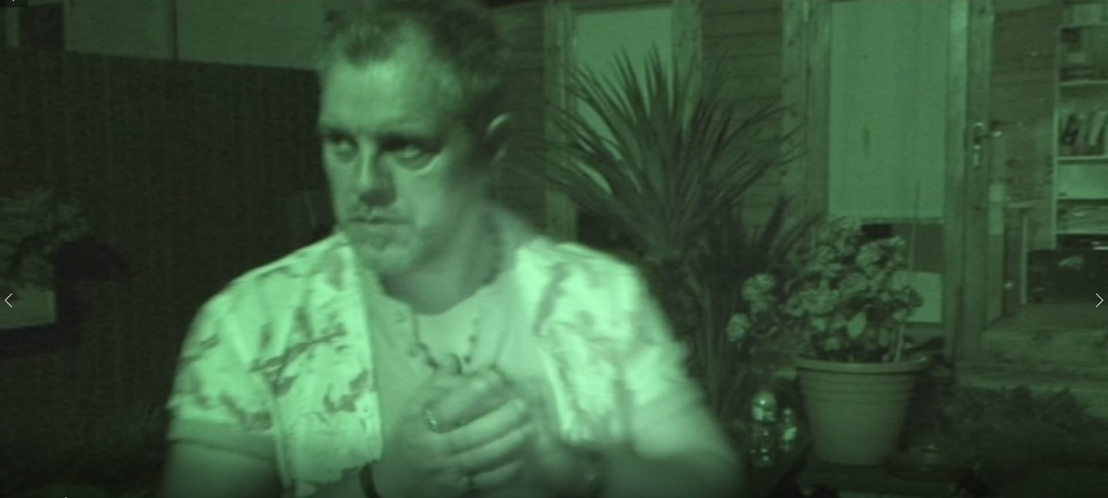 Richard offering help with paranormal activity to south Wales family
