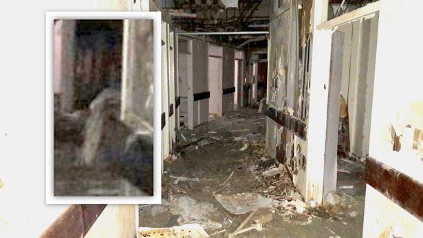 Little girl spirit caught at abandoned hospital