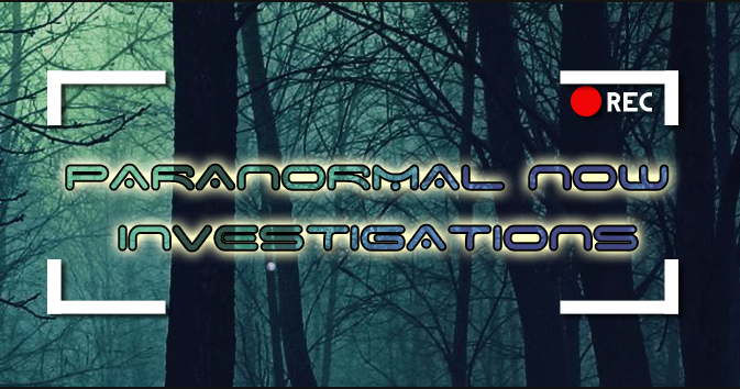 Paranormal Now investigations Wales logo